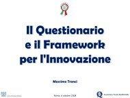 DOCUMENTO Massimo Tronci - Confindustria IxI