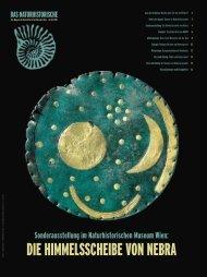 die himmelsscheibe von nebra -  Naturhistorisches Museum Wien