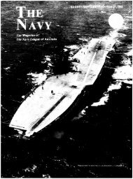 Aug, Sep, Oct 1980 - Navy League of Australia