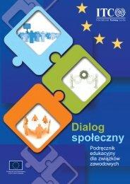 Dialog społeczny – Podręcznik edukacyjny dla związków zawodowych