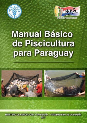 Manual basico piscicultura 2011