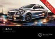 Ceník - Mercedes-Benz