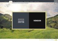 VENISON - Main Page - help.modicagroup.com