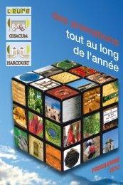 Programme 2012 - Eure