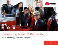 Capabilities Brochure - Avnet Technology Solutions - Avnet, Inc.