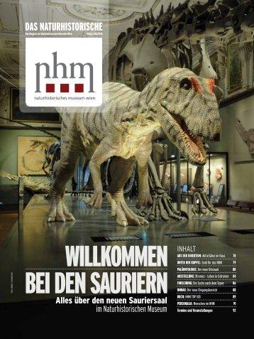 Das Naturhistorische - Naturhistorisches Museum Wien