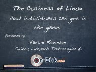 The Business of Linux How individuals can get in the game.