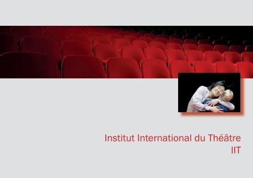 Institut International du Théâtre IIT - International Theatre Institute