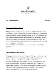 vom 10. Mai 2010 - SV Oberiflingen