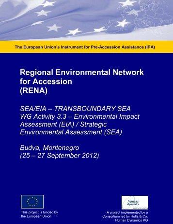 Budva WS, 25 - 27 September, EIA SEA.pdf - RENA