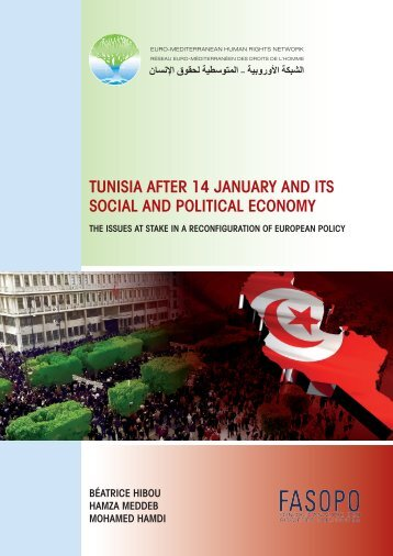 tunisia after 14 january and its social and political economy - Refworld