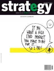 ADVERTISEMENT - Strategy