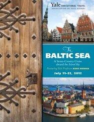 BALTIC SEA - Yale University
