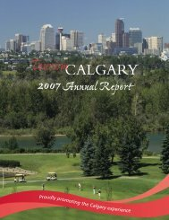2007 Annual Report-digital:Layout 1 - Tourism Calgary