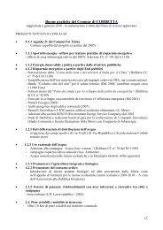 Buone pratiche gennaio 2010 - Agenda 21 Est Ticino