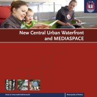 New Central Urban Waterfront and Mediaspace (pdf)