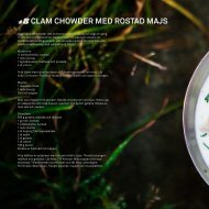18 CLam CHowdER mEd RoSTad majS - Norstedts