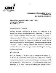 3684/2011-i presidente municipal de rafael lara grajales, puebla. pre