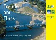 Freude am Fluss; An innovative approach to river ... - Leven met Water