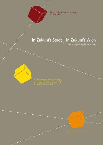 In Zukunft Stadt | In Zukunft Wien