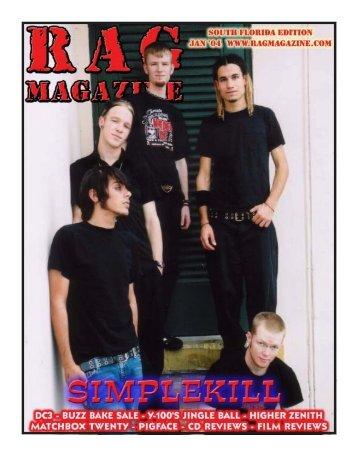 01/04 - RAG Magazine