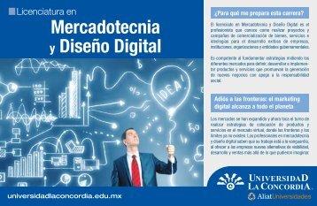 Mercadotecnia y Diseño Digital - Universidad La Concordia