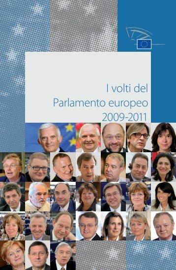 I volti del Parlamento europeo 2009-2011 - EU Bookshop - Europa