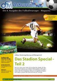 Das Stadion Special - Teil 2