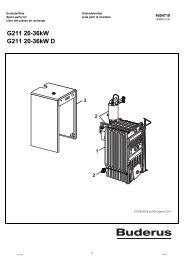 G211 20-36kW G211 20-36kW D
