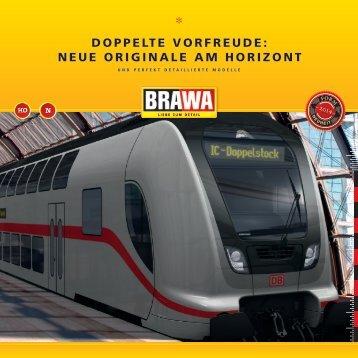 Download PDF: Brawa DB AG TWINDEXX Vario in Spur N & H0