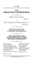 Alaska Federation of Natives - NAACP Legal Defense and ...