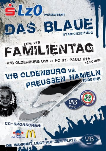 Preußen Hameln - VfB Oldenburg