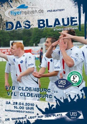 Die Fußball-Weisheit des Tages - VfB Oldenburg