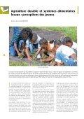 Jeunes et agriculteurs - AgriCultures Network - Page 6