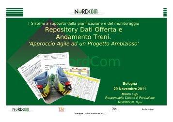 Nordcom! NordCom - Club Italia