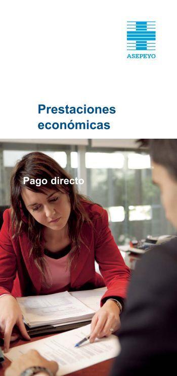 Pago directo - Asepeyo