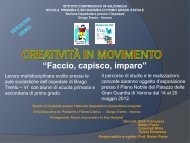 Creatività in movimento - Centro Regionale Veneto Fibrosi Cistica