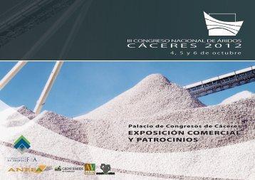 Folleto exposición comercial y patrocinios - iii congreso nacional de ...