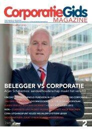 MAGAZINE - Corporatiegids.nl