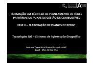 Tecnologias SIG 14 - ICNF