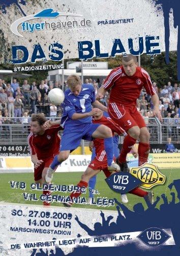 VfB-VfLII_17.05.09 (Page 32) - VfB Oldenburg