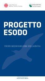progetto Esodo - Consorzio Parsifal