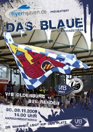 BSV Rheden - VfB Oldenburg