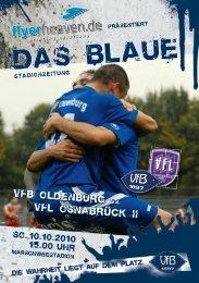VfL Osnabrück II - VfB Oldenburg