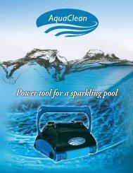 AquaClean Brochure - AutoPilot