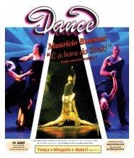 Ed. 155 - Set/2008 - Agenda da Dança de Salão Brasileira