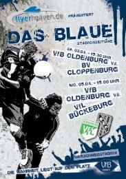 """Die Fußball-Weisheit des Tages: """"Es hat nur ... - VfB Oldenburg"""
