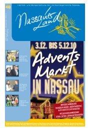 Mitteilungsblatt Ausgabe 48 - 2010 - Verbandsgemeinde Nassau