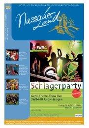 D. Gresch u. G. Fischer Musik - Verbandsgemeinde Nassau