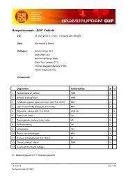 Referat 15 April 2013 - BGIF-Fodbold